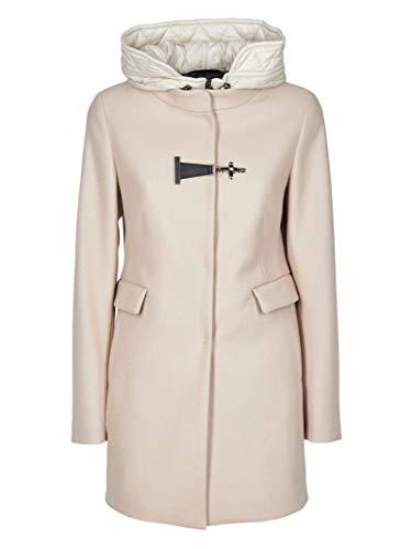 Fay Luxury Fashion Damen NAW59393430RCPC002 Beige Mantel   Herbst Winter 19