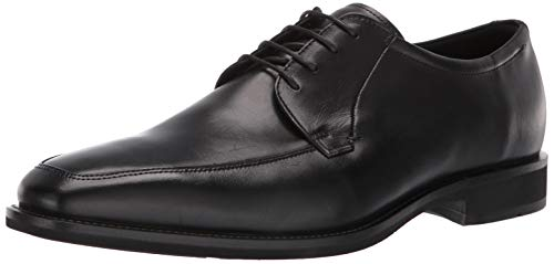 ECCO Herren CALCAN Derbys, Schwarz (Black 1001), 42 EU Ecco Business Comfort