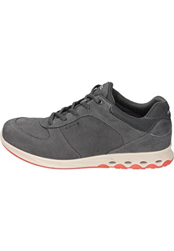 Ecco Damen Sneaker Grau