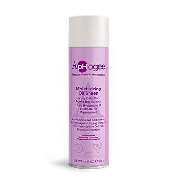 APHOGEE MOISTURIZING OIL SHEEN SPRAY FOR HAIR CARE & PROTECTION 340 ml