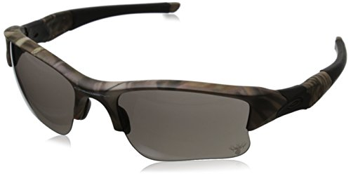 oakley-mens-flak-jacket-xlj-oo9009-14-rectangular-sunglasses-woodland-camouflage-63-mm