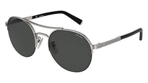 Police spla24 lewis 03 colore 0579 palladio lucido occhiali da sole unisex