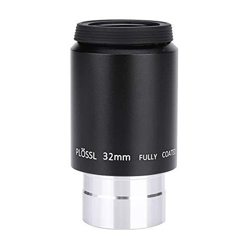 EBTOOLS Plossl Okular 1,25,Teleskop Objektiv Okular Plossl 32mm mit 1,25 Zoll Filtergewinde