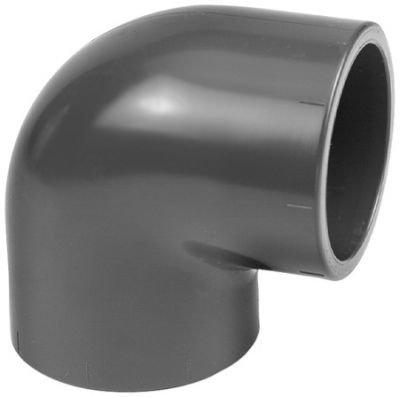 PVC-Winkel 90° Ø 25