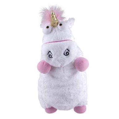 Gru Mi villano favorito Despicable Me 3D 42CM felpa Plush Figure Minion Unicornio almohada Muñeca cobrable del juguete suave relleno de D.C.ES