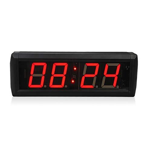 2.3 Pulgadas Reloj Digital Pared Reloj Grande De La Pared Del LED ...