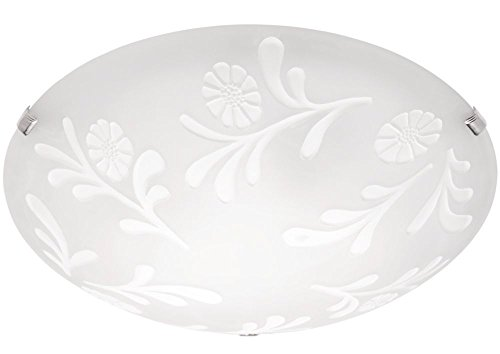 Philips myLiving Glass Ceiling Light 32038/31