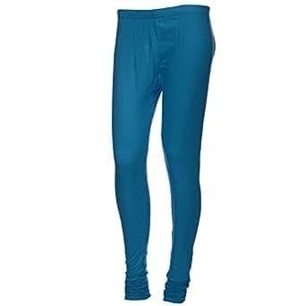 Mahi Fashions Women Cotton Leggings -Blue -Large