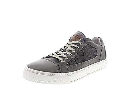 AUSTRALIAN - Sneaker GIBSON LEATHER - grey , Taille:50 EU