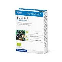 PhytoPrevent Phytostandard Sureau PHYTOSTANDARD PILEJE - 20 gélules