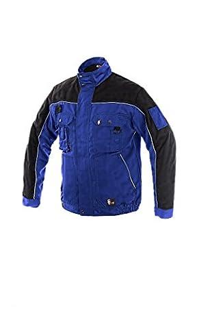 CXS Otakar Herren Arbeitsjacke - Wasserabweisend und Winddicht mit Reflektierenden