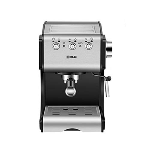DL-KF500S Kaffeemaschine Kleine Halbautomatische Italienische Handelsdampfkaffeemaschine