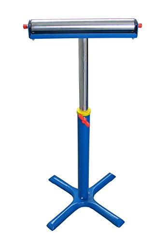 Rollenständer Rollenbock Rollbahn 1 Rolle 550-890 mm Höhenverstellbar