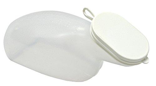 Pflegehome24® Urinflasche für Frauen, 1 Liter