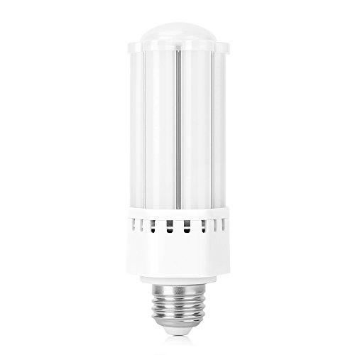 AscenLite 12W LED Mais-Glühlampe, 1200lm, 30W CFL 100W Glühlampenäquivalent, warmweiß, E27 Mittlere Schraubenbasis, 230V, nicht dimmbar (12w Cfl)
