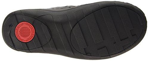 FitFlop Superloafer (leather), Mocassins (loafers) femme Noir - Black (All Black 090)