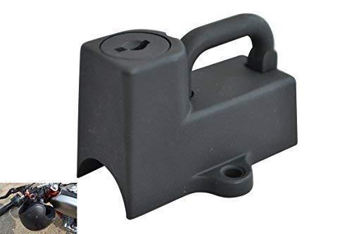 Candado de Calidad para el Casco de la Moto para Manillares de 22 mm