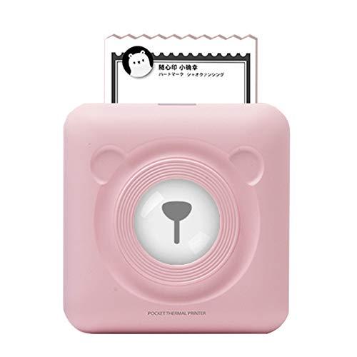 JEPOD A6 PeriPage Mini Portable Bluetooth Wireless Papier Photo Printer Pocket Thermodruck USB Anschluss Impresoras Fotos (Fotos Impresoras De)