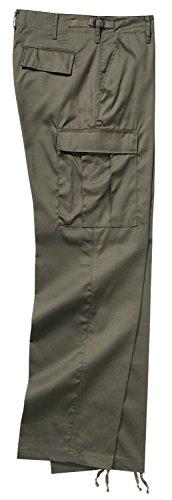 Jäger Mann Kostüm - Brandit Rangerhose Oliv M
