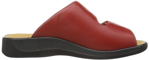Ganter Monica Weite G 7-202507-41000 Damen Clogs & Pantoletten Rot (rosso 4100)