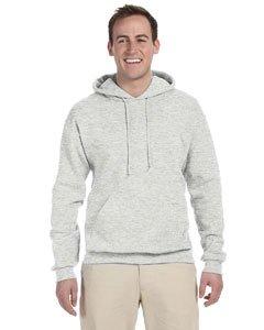 Adult 8 oz. NuBlend� Fleece Pullover Hood ASH 3XL Ash Fleece