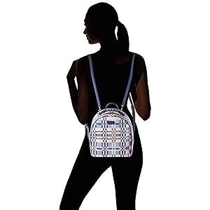 31%2BEcqY5b1L. SS300  - TOUS 995800183, Bolso mochila para Mujer, Azul (Azul), 21x25x9 cm (W x H x L)