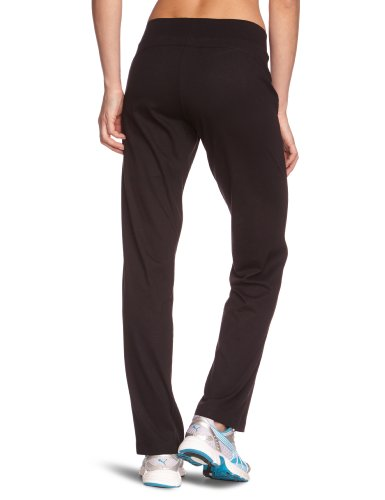 Puma Foundation Essential Jersey Pantalon femme Noir
