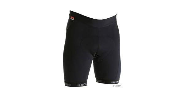 f0a2c35a8 Assos H Fl. Uno S5 Short Black (Large)  Amazon.co.uk  Sports   Outdoors