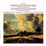 Mahler:Lieder Eines Fahrenden [Import allemand]