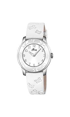 Lotus Unisex Reloj de pulsera analógico cuarzo piel 18272/1