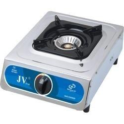 JV Edelstahlkocher Turbo 1-flammig