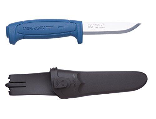 Mora FT01504 Cuchillo a Lama Fissa,Unisex - Adulto, Azul, un tamaño