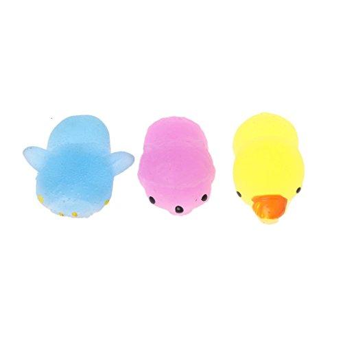 Anti-Glow in der dunklen Squishy Katze Spielzeug - Farbe nach dem Zufallsprinzip ()
