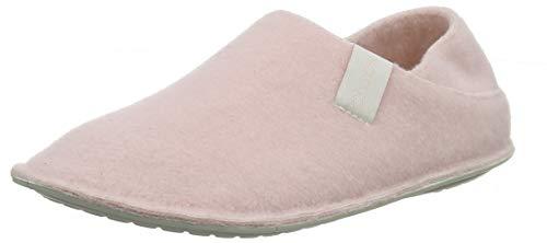 crocs Unisex-Erwachsene Classic Convertible Slipper Hohe Hausschuhe, Pink (Rose Dust/Pearl White 6sh), 38/39 EU