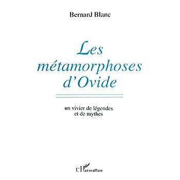 Les Métamorphoses d'Ovide : Un vivier de légendes et de mythes