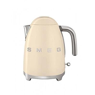 Smeg klf03creu 1.7L 2400W Crème Bouilloire électrique