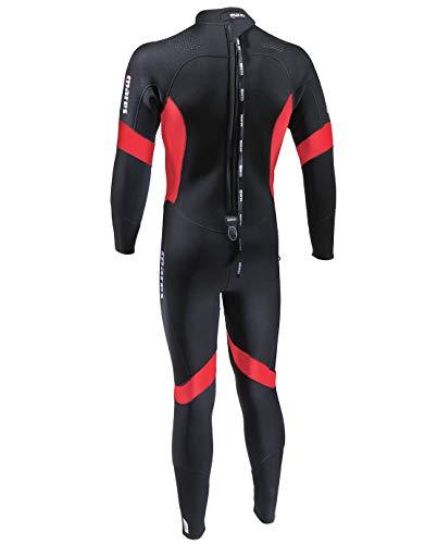 Mares Herren Pioneer 5mm Wetsuit, Black, S6