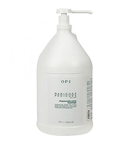 Chamomile Mint Massage - 1 Gallon