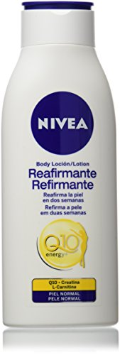 Nivea Q10 Plus Reafirmante Body Milk, 1er Pack (1 x 400 ml)