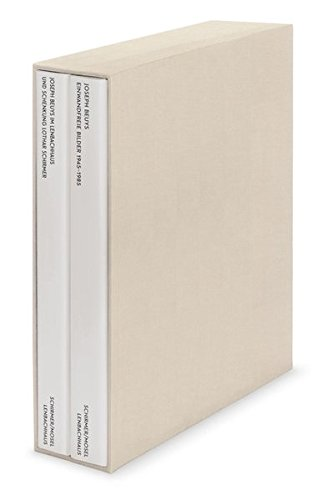 Joseph Beuys im Lenbachhaus. Sammlung Lothar Schirmer: Zwei Bände im Schuber