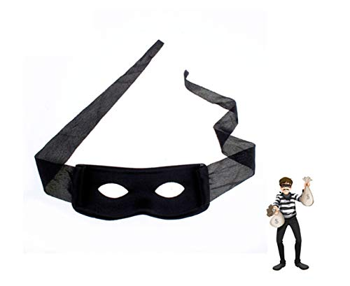 - Augenmaske Kostüm