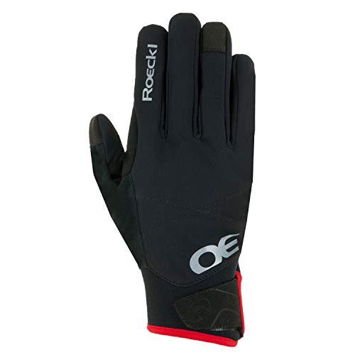 Roeckl Herren Reschen Handschuhe, schwarz (000), 9