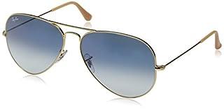 Ray-Ban 0rb3025 Aviator grandes lunettes de soleil Aviator en métal, or (001 / 3F 001 / 3F) (B003F4AHWE) | Amazon Products