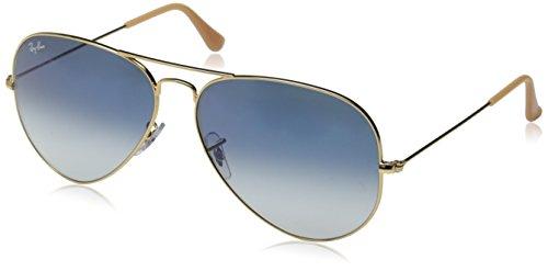 Ray-Ban Gradient Aviator Sunglasses (0RB3025001/3F62)