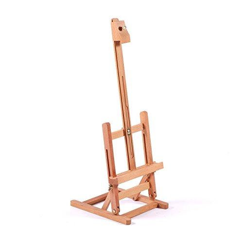 TISCH STAFFELEI 'PICCOLO'   Buchenholz, 53 cm   Tischstaffelei, Holzstaffelei