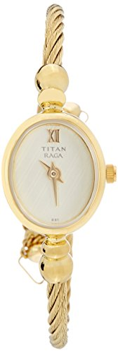 31%2BFhcB4GFL - Titan NE197YM01 Raga Gold Women watch