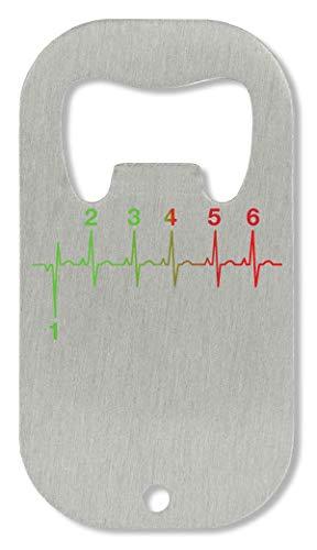 Motorcycle Heartbeat Gear Shift RPM EKG Abrebotellas