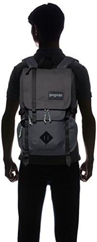 JanSport Hatchet Laptop Backpack(Grey Tar) Image 5
