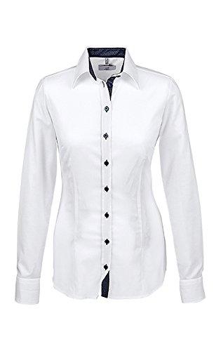 GREIFF - Camicia - Classico  - Maniche lunghe  -  donna Bianco