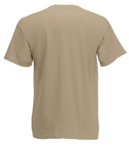 T-Shirt 'Valueweight T' Beige